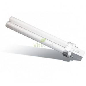 """Лечение витилиго ультрафиолетом, УФ """"Лампа Philips 9W/01/2p"""" 5 шт."""